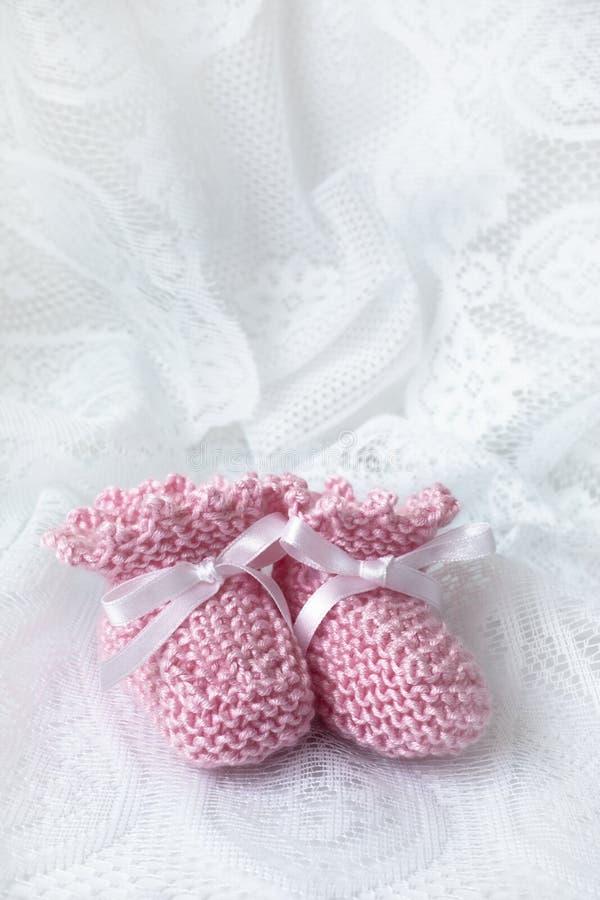 Ρόδινες λείες μωρών στοκ φωτογραφία με δικαίωμα ελεύθερης χρήσης