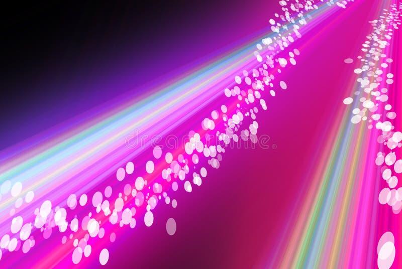 Αφηρημένο ροζ απεικόνιση αποθεμάτων