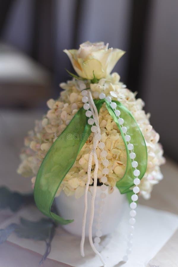 ρόδινος ρομαντικός γάμος λουλουδιών κομψότητας διακοσμήσεων ανασκόπησης στοκ φωτογραφίες με δικαίωμα ελεύθερης χρήσης