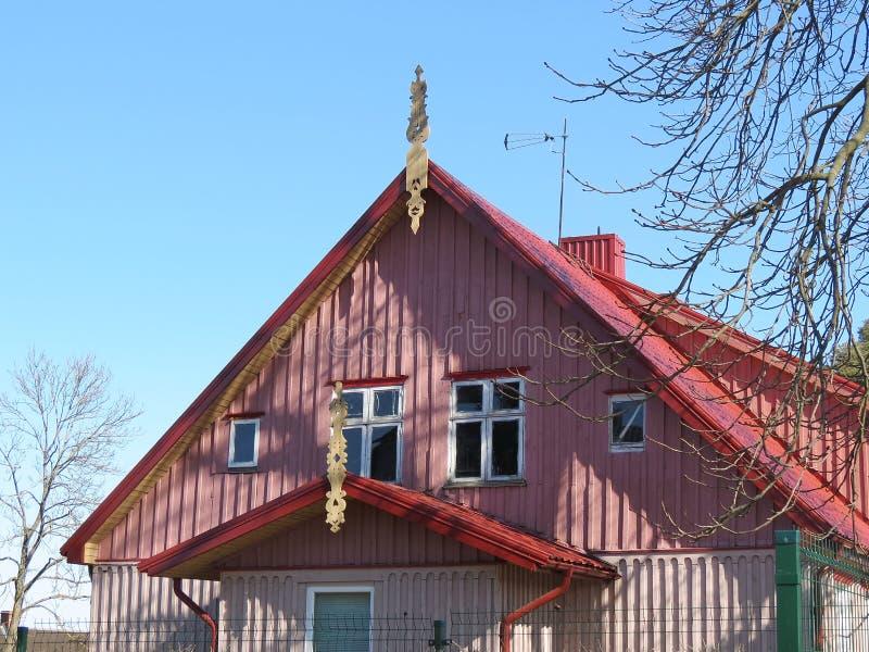 Παλαιό σπίτι στοκ εικόνα