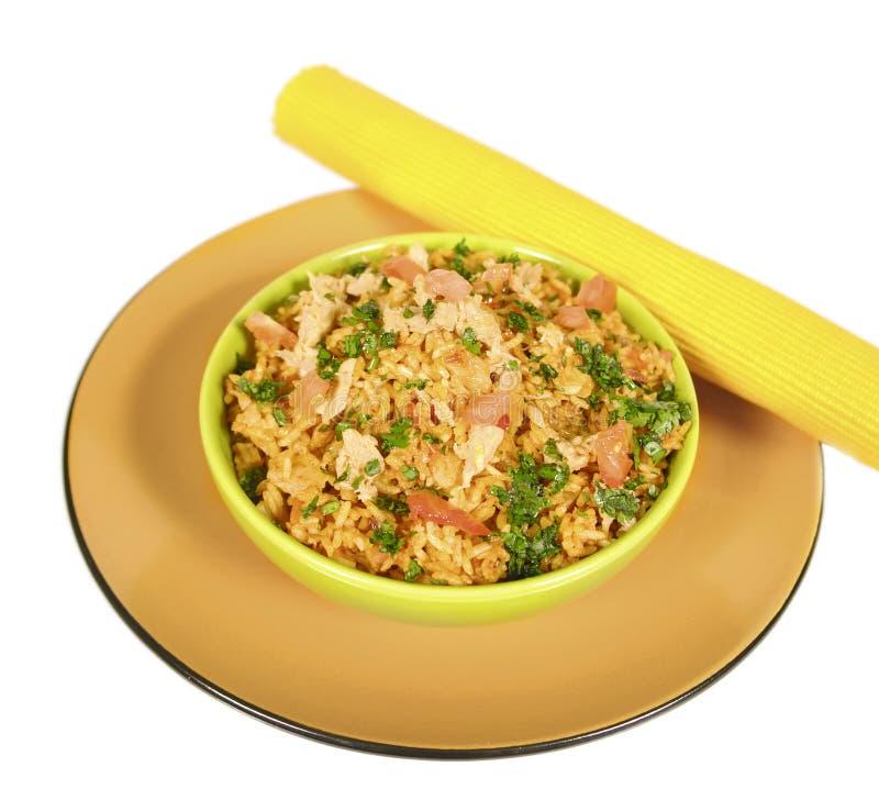 ρύζι συμβαλλόμενων μερών στοκ φωτογραφία με δικαίωμα ελεύθερης χρήσης