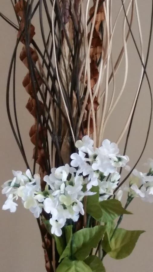 ρύθμιση λουλουδιών στοκ εικόνα