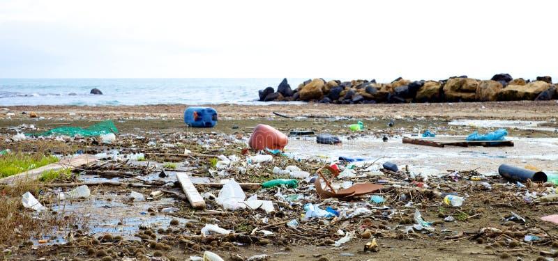 Ρύπανση στην καταστροφή παγκόσμιου κλίματος στοκ εικόνα με δικαίωμα ελεύθερης χρήσης