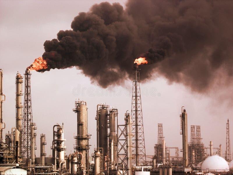 ρύπανση στοκ εικόνες