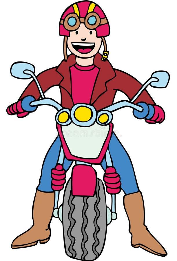ρύπος ποδηλάτων απεικόνιση αποθεμάτων