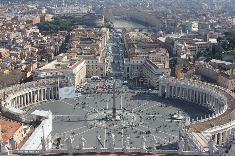 Ρώμη Βατικανό στοκ φωτογραφίες