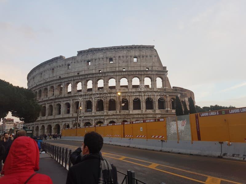 Ρώμη και το μεγαλείο του στοκ εικόνες