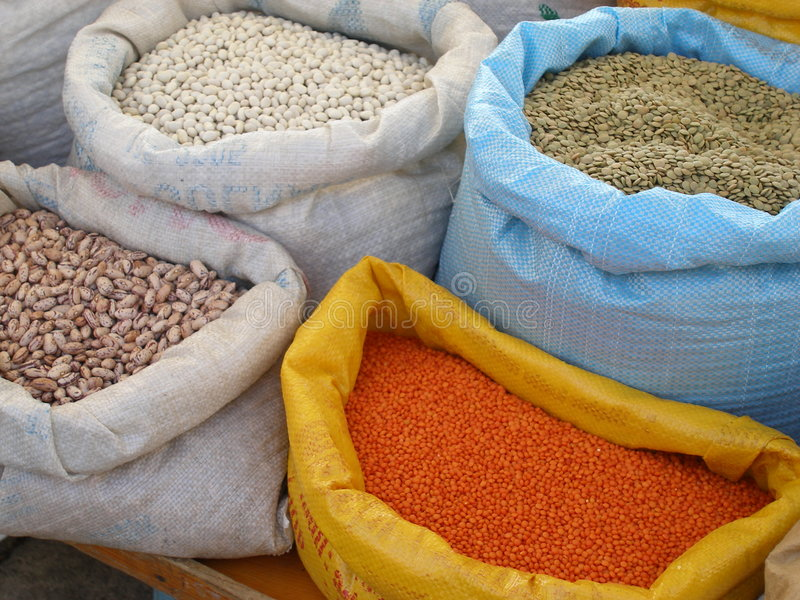 σάκοι σιταριού στοκ φωτογραφία με δικαίωμα ελεύθερης χρήσης