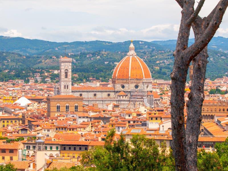 Σάντα Μαρία del Fiore - καθεδρικός ναός στη Φλωρεντία, Τοσκάνη, Ιταλία στοκ φωτογραφίες