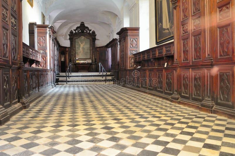 Σάντα Μαρία Di Castello, στοκ εικόνες