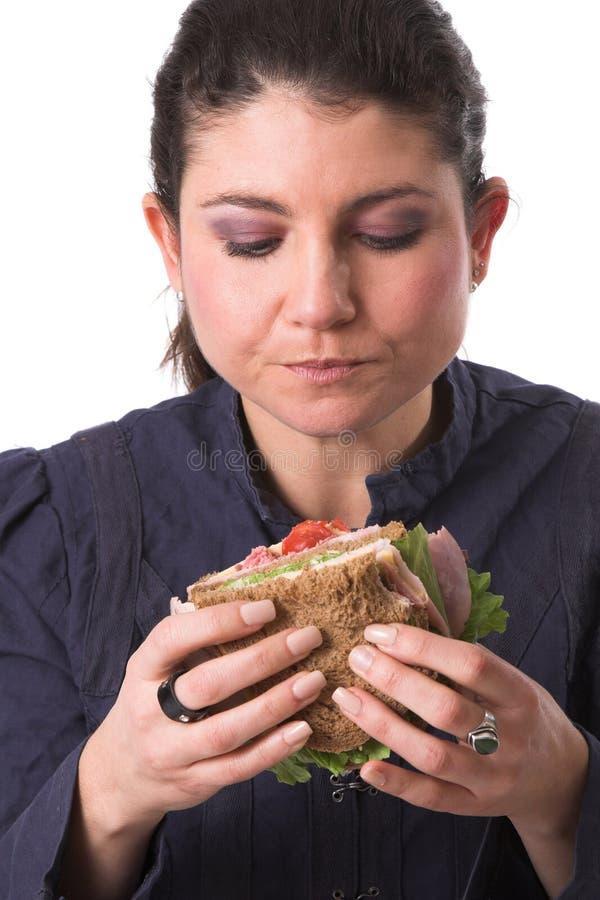 σάντουιτς νόστιμο στοκ φωτογραφίες