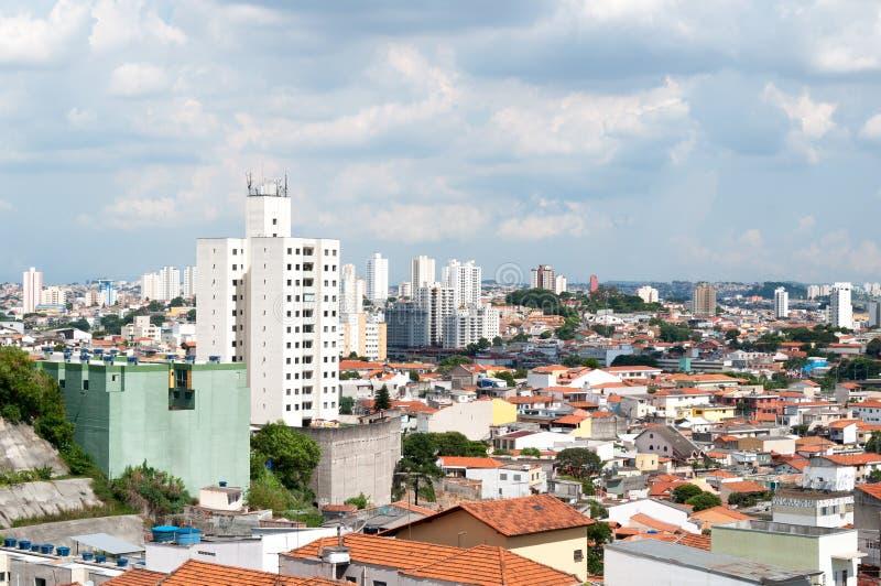 Σάο Πάολο, Penha στοκ εικόνα