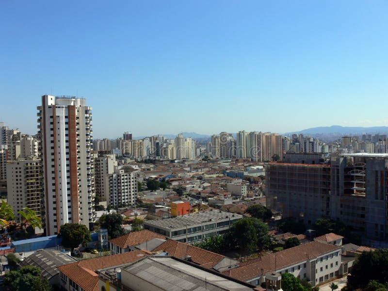 Σάο του Paulo στοκ φωτογραφία με δικαίωμα ελεύθερης χρήσης