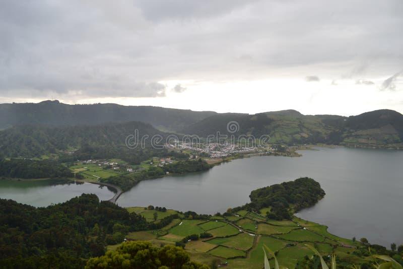 Σάο Miguel, Αζόρες, Πορτογαλία στοκ εικόνα