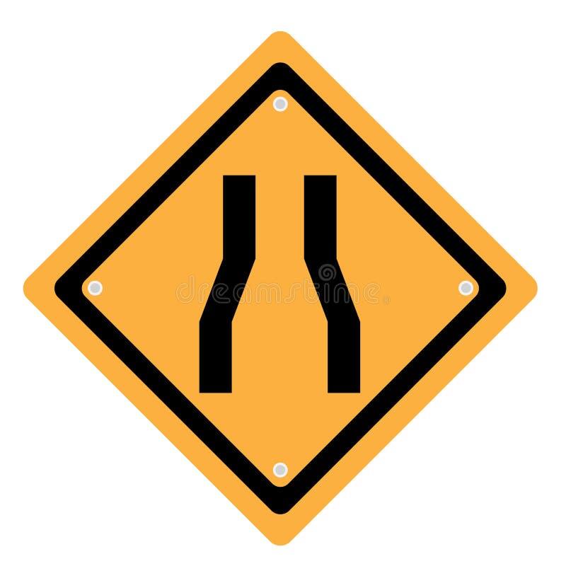 Σήμα διέλευσης απεικόνιση αποθεμάτων