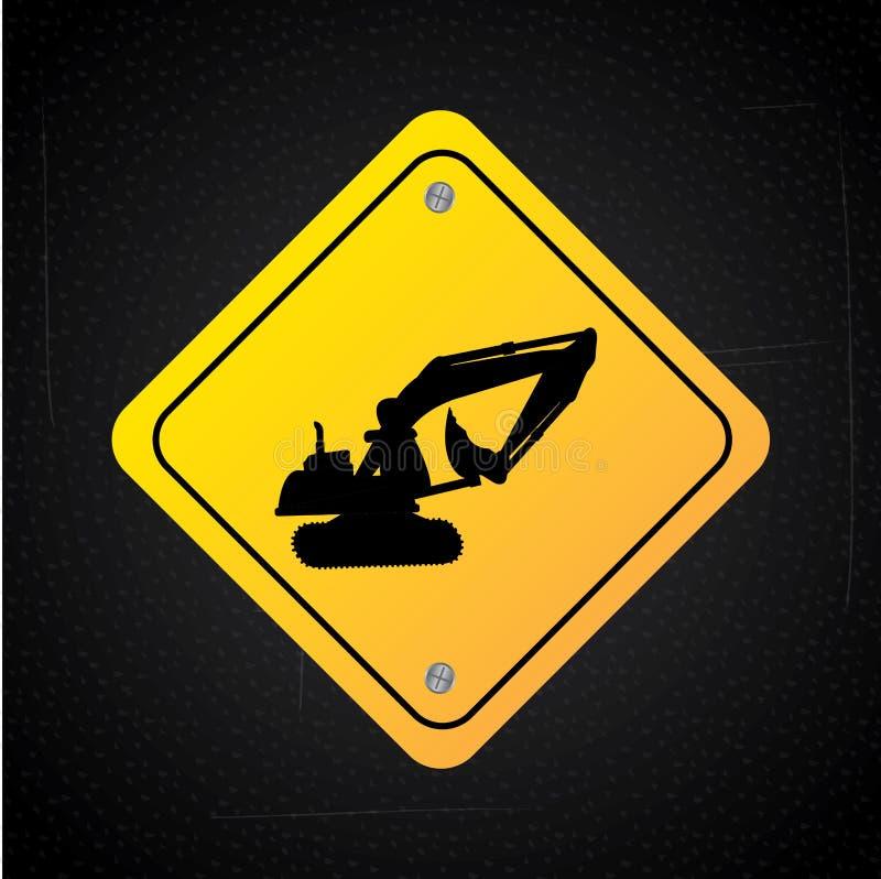 Σήμα κινδύνου ελεύθερη απεικόνιση δικαιώματος