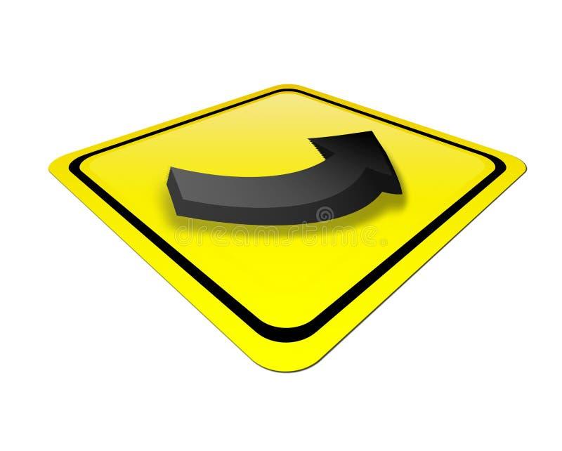 σήμα ελεύθερη απεικόνιση δικαιώματος