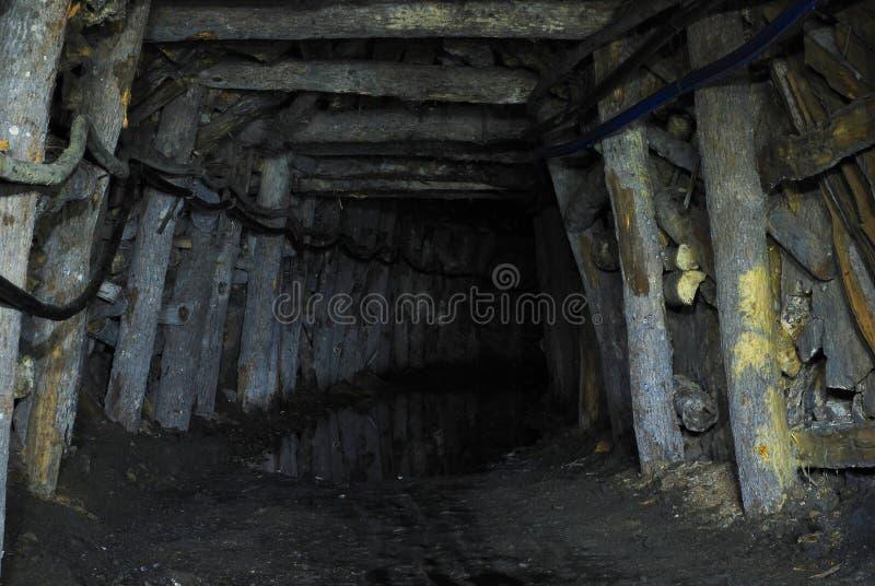 σήραγγα ορυχείων στοκ φωτογραφία με δικαίωμα ελεύθερης χρήσης