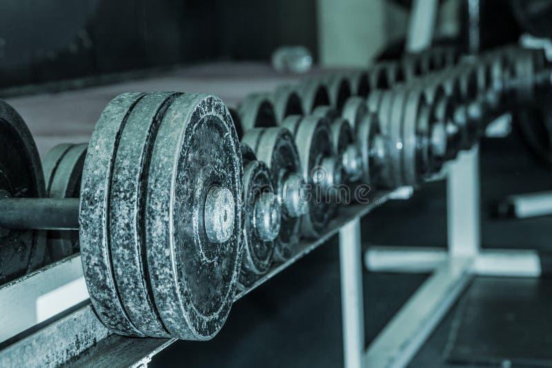 Σίδηρος γυμναστικής στοκ φωτογραφία