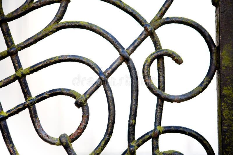 σίδηρος επεξεργασμένος στοκ φωτογραφία