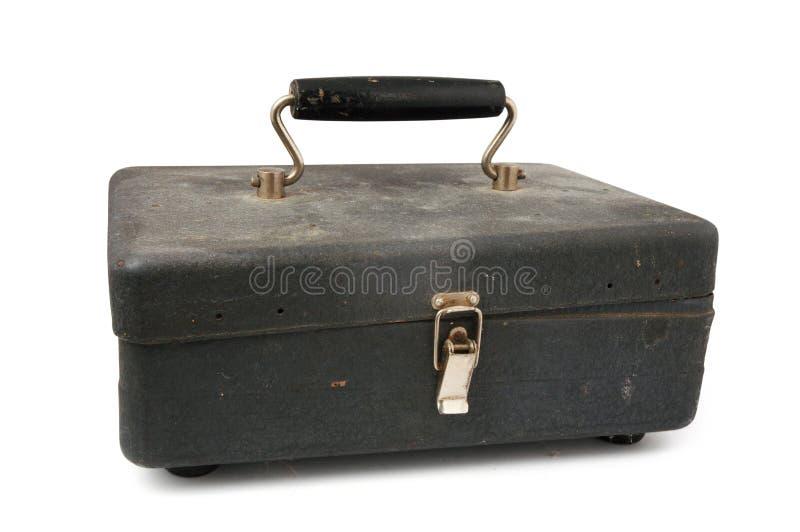 σίδηρος κιβωτίων παλαιός στοκ φωτογραφίες με δικαίωμα ελεύθερης χρήσης