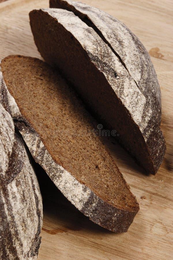 σίκαλη ψωμιού στοκ εικόνες