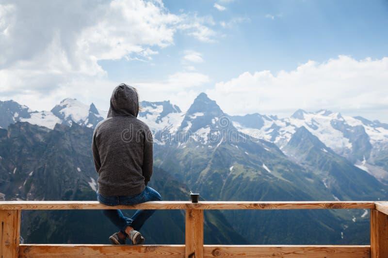 Σαββατοκύριακο στο βουνό στοκ εικόνα με δικαίωμα ελεύθερης χρήσης