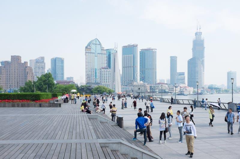 Σαγκάη, το φράγμα στοκ φωτογραφίες με δικαίωμα ελεύθερης χρήσης