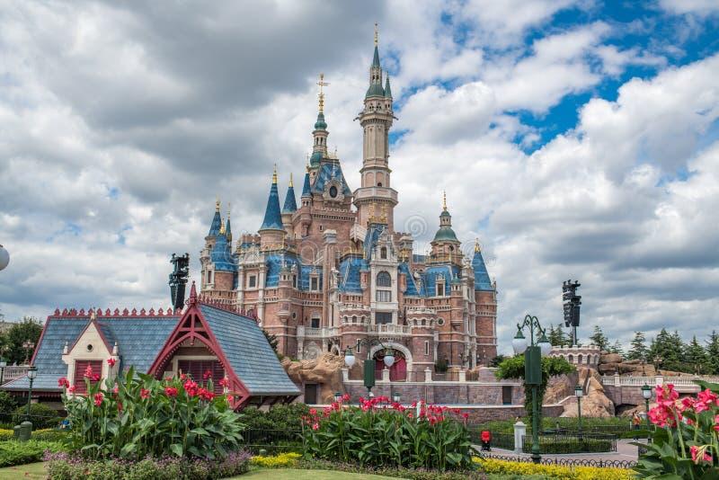 Σαγκάη Disneyland στην Κίνα στοκ εικόνες