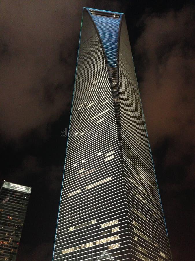 Σαγκάη World Trade Center στοκ φωτογραφίες