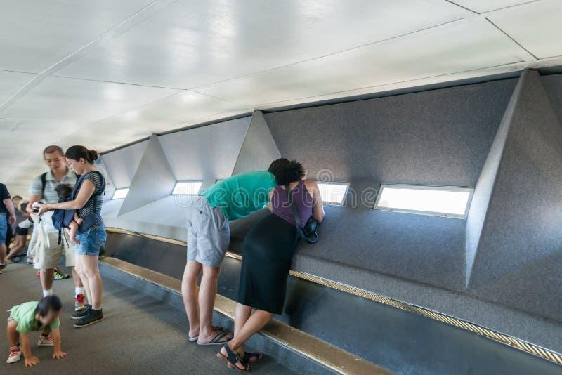 Σαιντ Λούις, αρχιτεκτονική, και διάσημη αψίδα, Μισσούρι, ΗΠΑ στοκ εικόνα