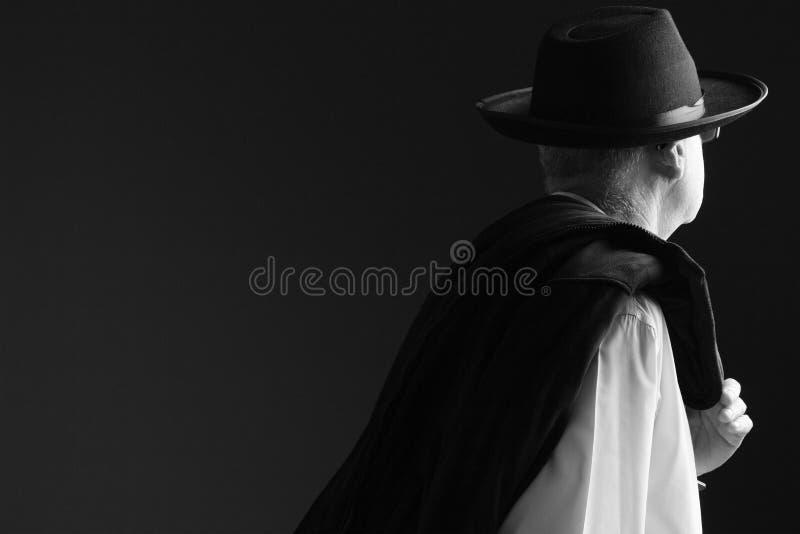 Σακάκι εκμετάλλευσης ατόμων πέρα από τον ώμο στοκ φωτογραφίες