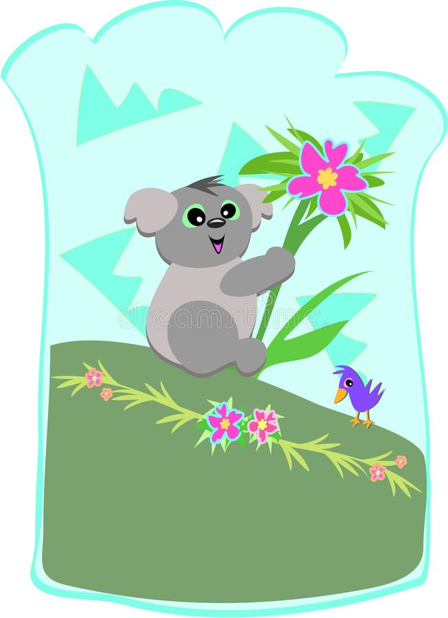 Download σακούλα koala διανυσματική απεικόνιση. εικονογραφία από marsupial - 13180967
