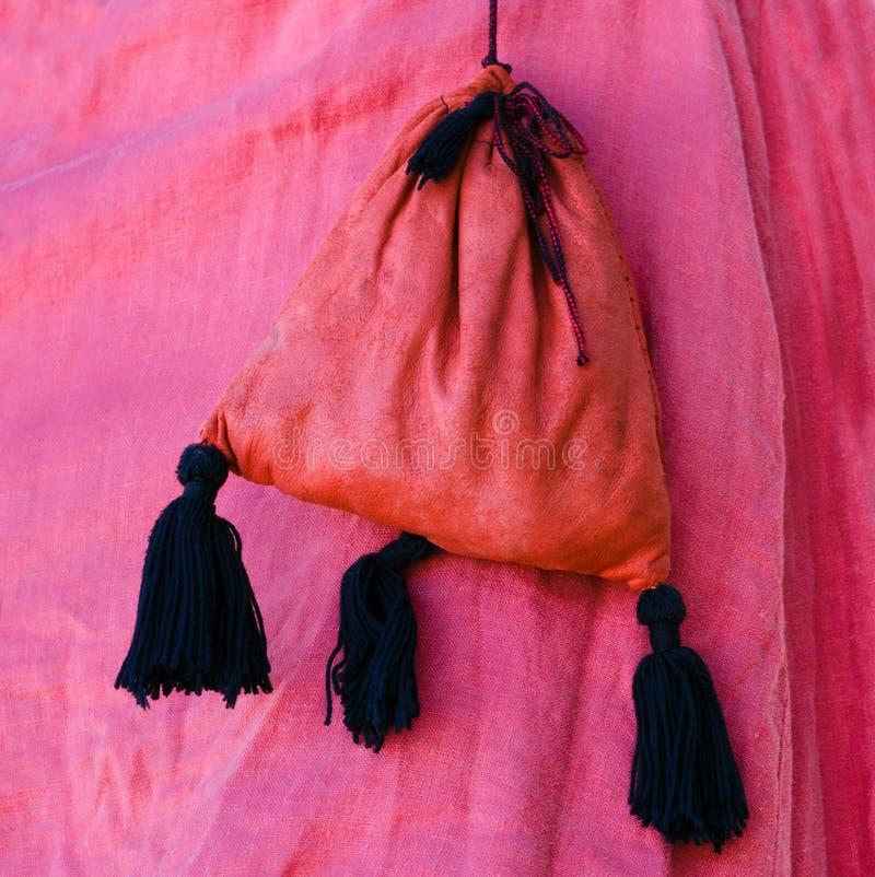 Σακούλα ζωνών στοκ φωτογραφία με δικαίωμα ελεύθερης χρήσης