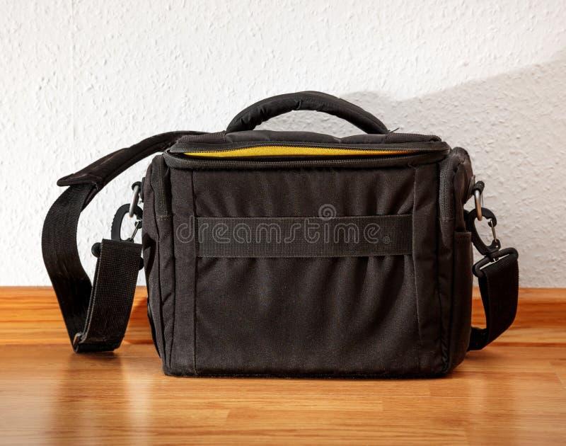Σακούλα φακών καμερών στοκ φωτογραφία με δικαίωμα ελεύθερης χρήσης