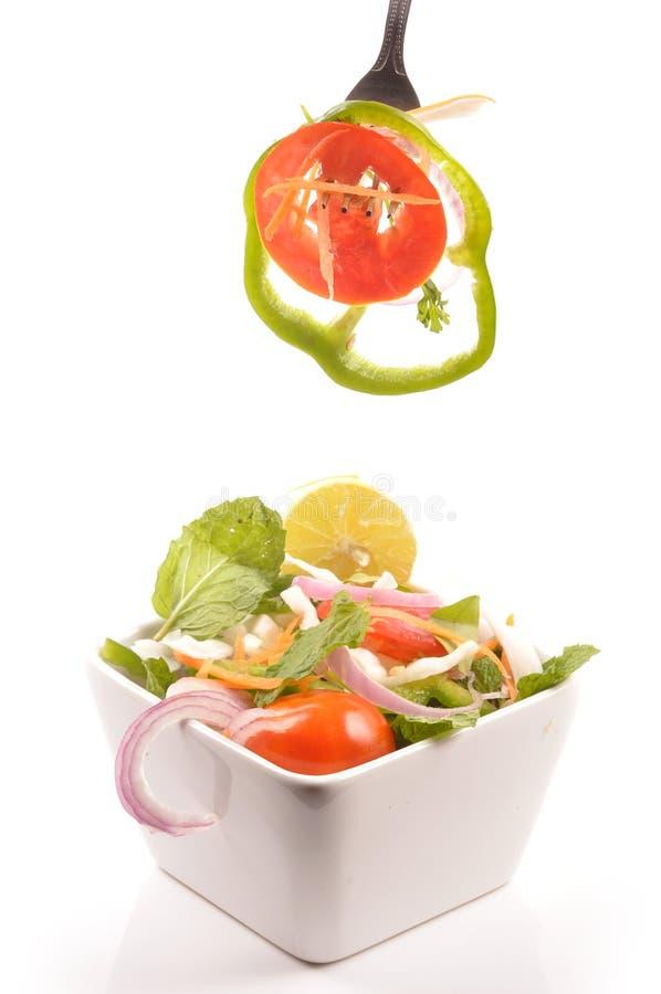 σαλάτα στοκ εικόνα με δικαίωμα ελεύθερης χρήσης