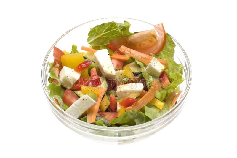 Download σαλάτα στοκ εικόνα. εικόνα από κουζίνα, φύλλα, κήπος, closeup - 1548851