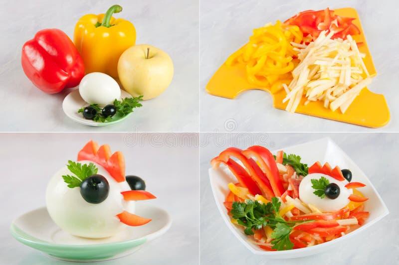 Download σαλάτα στοκ εικόνες. εικόνα από τρόφιμα, τριμμένος, μαϊντανός - 17058908