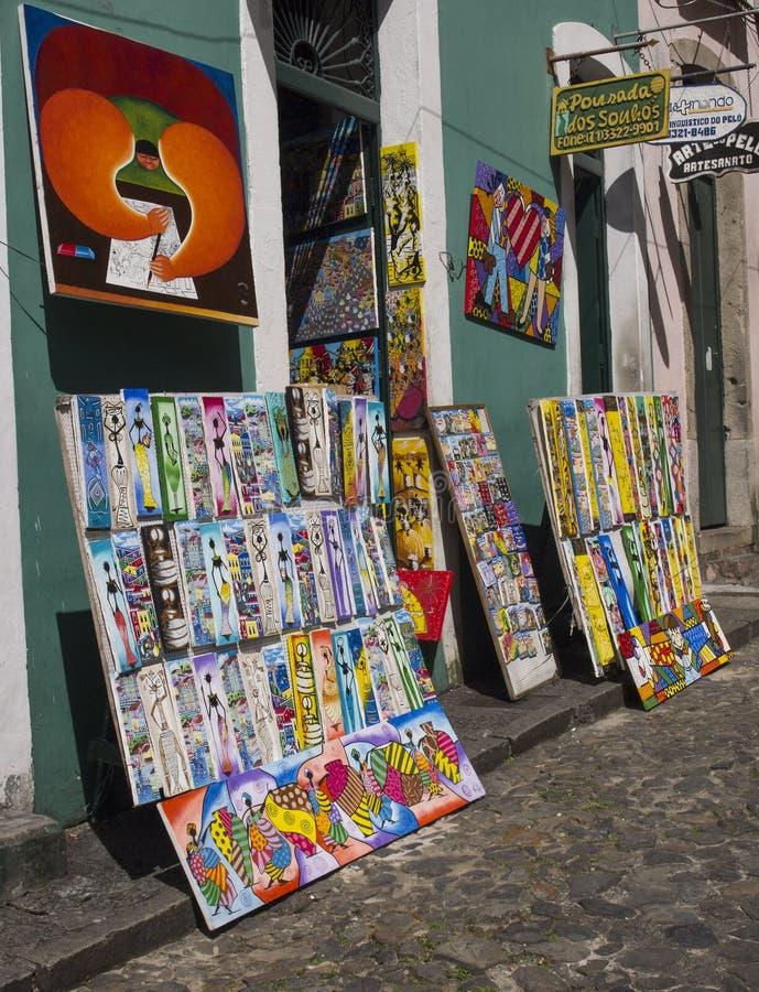 Σαλβαδόρ στοκ φωτογραφία