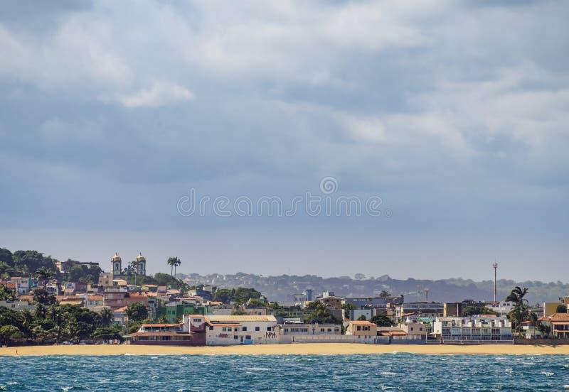 Σαλβαδόρ DA Bahia, Βραζιλία στοκ φωτογραφία με δικαίωμα ελεύθερης χρήσης
