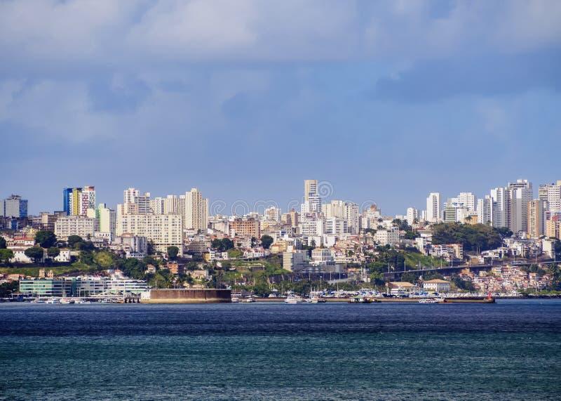 Σαλβαδόρ DA Bahia, Βραζιλία στοκ φωτογραφίες με δικαίωμα ελεύθερης χρήσης