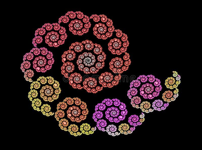 Download σαλιγκάρι στοκ εικόνα. εικόνα από βρόχος, βακκινίων, δώστε - 22799875