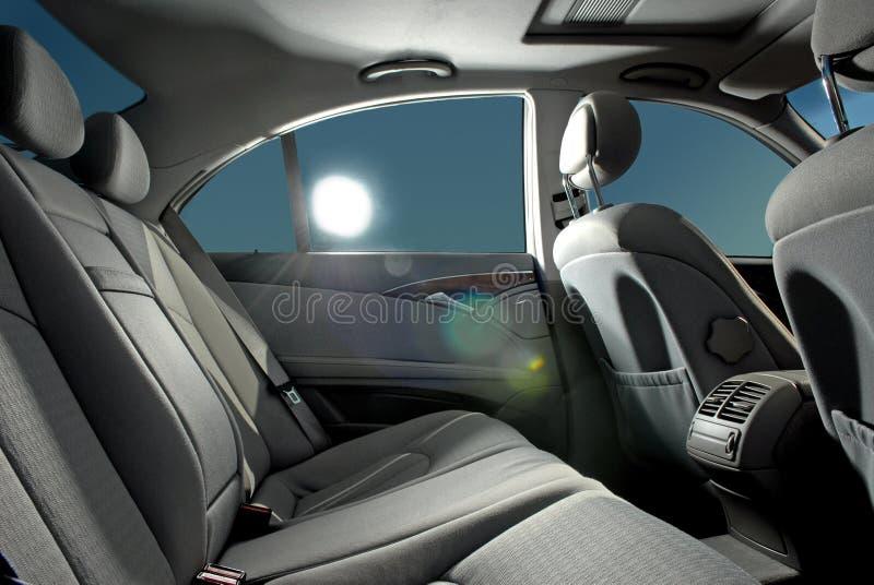 σαλόνι αυτοκινήτων στοκ εικόνες