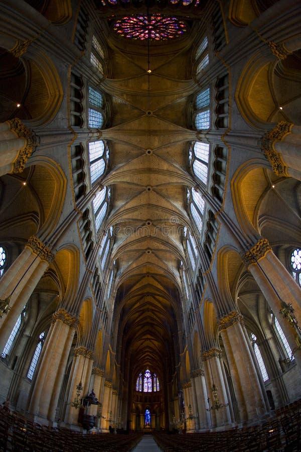 σαμπάνια Γαλλία Reims στοκ εικόνα με δικαίωμα ελεύθερης χρήσης