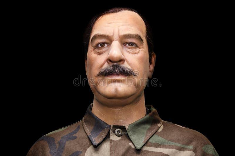 Σαντάμ Χουσεΐν στοκ φωτογραφία με δικαίωμα ελεύθερης χρήσης