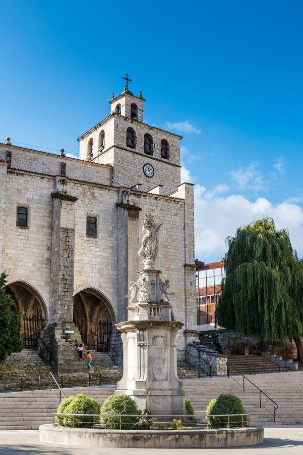 Σαντάντερ, Ισπανία στοκ φωτογραφία