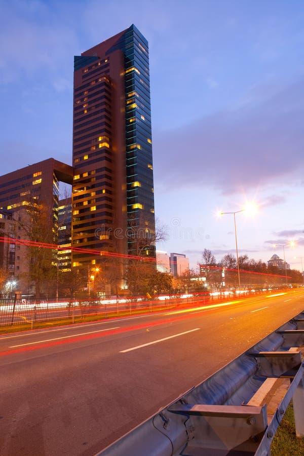 Download Σαντιάγο, Χιλή στοκ εικόνα. εικόνα από highway, πρόεδρος - 13189849