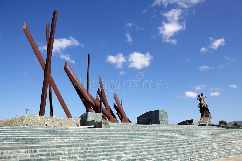 Σαντιάγο de Κούβα στοκ φωτογραφίες