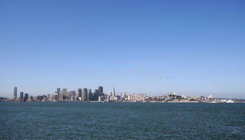Σαν Φρανσίσκο στοκ φωτογραφία με δικαίωμα ελεύθερης χρήσης
