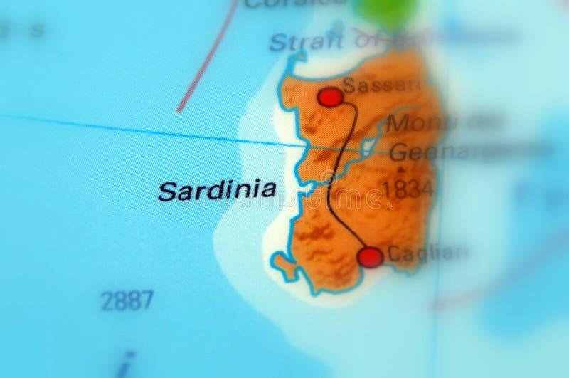 Σαρδηνία, Ιταλία - Ευρώπη στοκ φωτογραφία με δικαίωμα ελεύθερης χρήσης